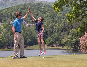 high five golf