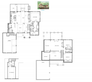 The Willow FloorplanwithElevation