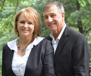 Lyn and Howard Hunt