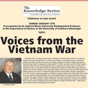 voices from vietnam war