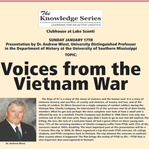 voices from vietnam war